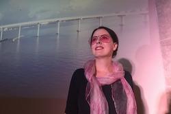 Илона Красавцева представила публике моноспектакль