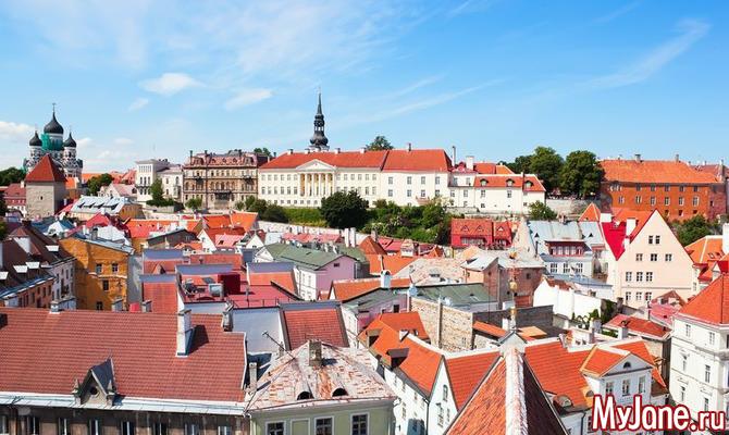 Легенды старого Таллинна