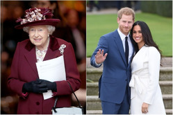 Королева Елизавета II дала разрешение на свадьбу любимого внука