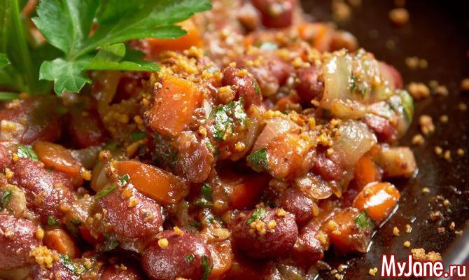 Вкусные блюда национальных кухонь