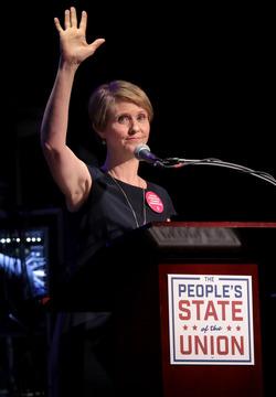 Наша любимая Миранда метит в губернаторы
