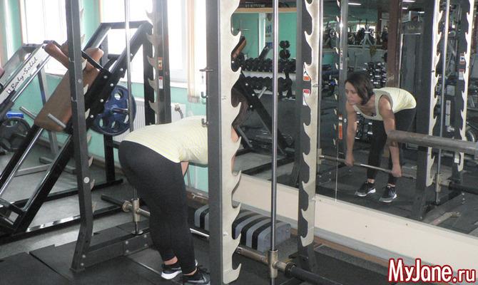 Базовые и изолирующие упражнения для девушек