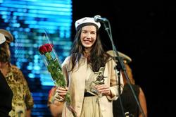 Победа Ольги Шектер на фестивале в Крыму