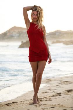 Дарья Погодина: как сделать пляжный макияж?