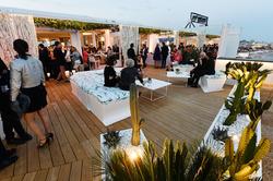 Mouton Cadet Wine bar в центре событий: вечеринка по случаю открытия каннского кинофестиваля