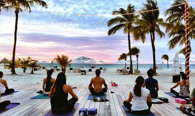 Йога-туры: приятное с полезным