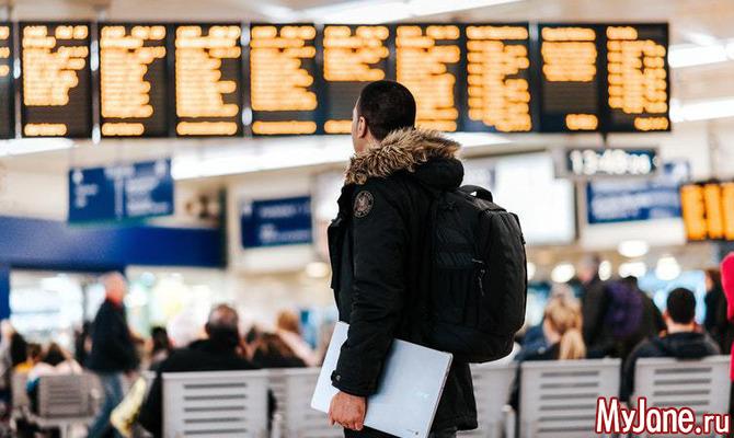 Что делать туристу, опаздывающему на самолет?