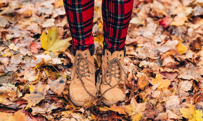 Стильные ботинки осень 2018