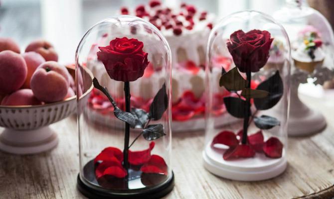 Новый тренд флористики - стабилизированные цветы