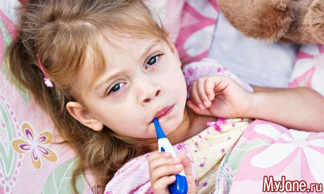 «Желудочный грипп» у детей: что нужно знать родителям
