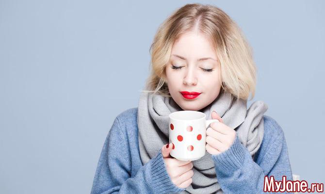 Как согреться холодной осенью: напитки