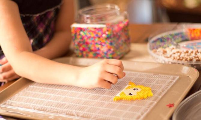 Игрушечные пульки, фасоль, и горох - опасность для детей!
