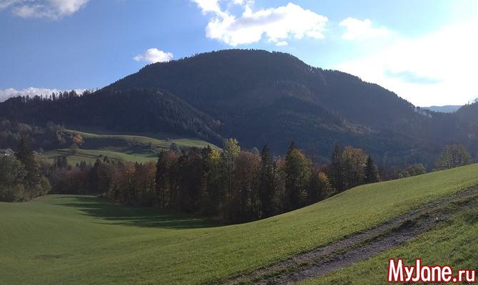 Осень в Баварии