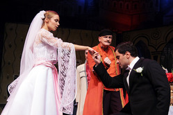 Любимая сваха: театр «Миллениум» покажет «Хануму»