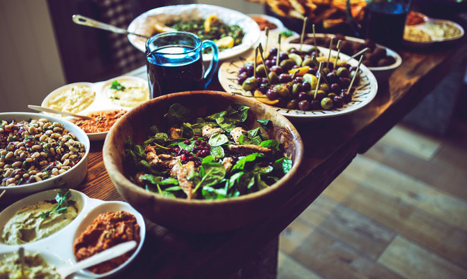 Осенние блюда
