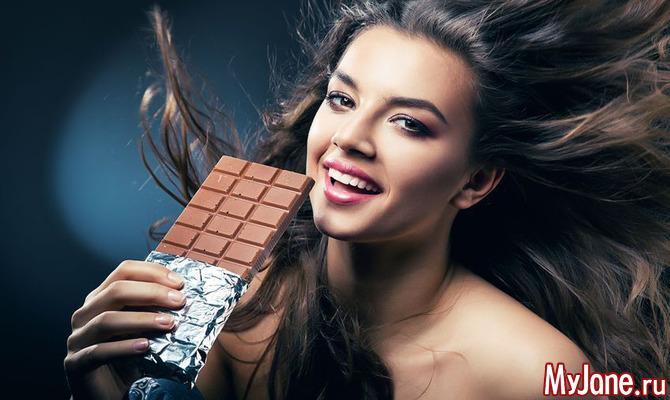 Десерты с шоколадом: польза и вкус