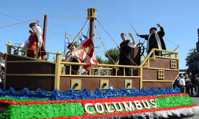 12 октября - День Колумба