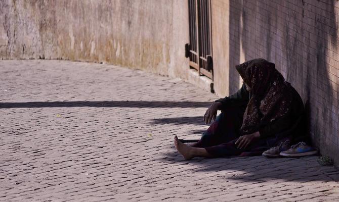 17 октября - день борьбы с нищетой