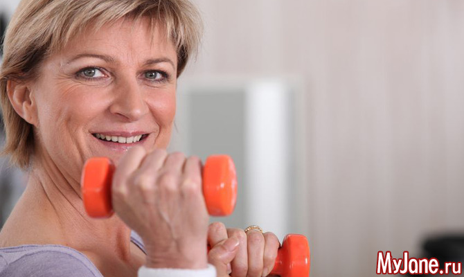Натуральные способы облегчить симптомы менопаузы