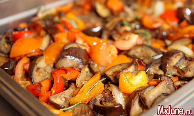 Рецепты овощных рагу