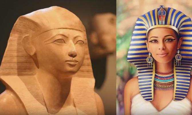 Правление Хатшепсуп и процветание Египта