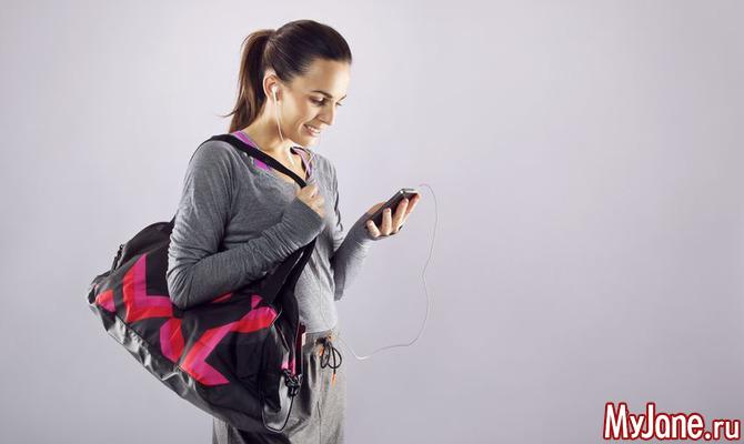 Лучшие мобильные приложения для занятия фитнесом