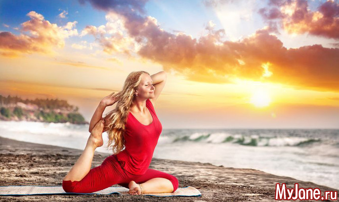 Тантра йога: йога небесной любви