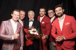 Группа ViVA продолжает работу над альбомом песен Александра Морозова