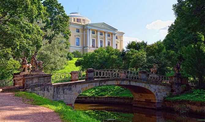 Путешествие в Санкт-Петербург: что посмотреть в Павловске