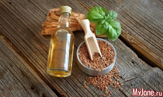 Льняное масло – источник красоты и здоровья