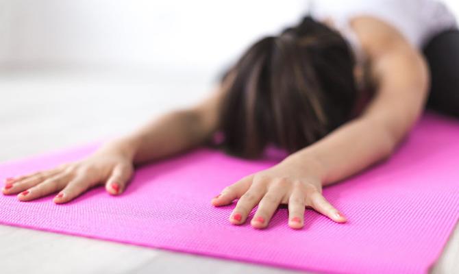Самые осенние йога-асаны