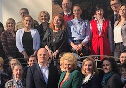 Ольга Романив стала участницей круглого стола против дискриминации женского труда