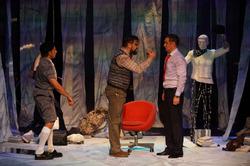 Театр «Миллениум»: спектакль «Когда наступит завтра»