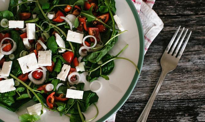 Рецепты для весеннего стола