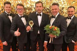 Группу ViVA наградили за вклад в развитие искусства