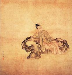 Самая знаменитая поэтесса Китая - Ли Цинчжао