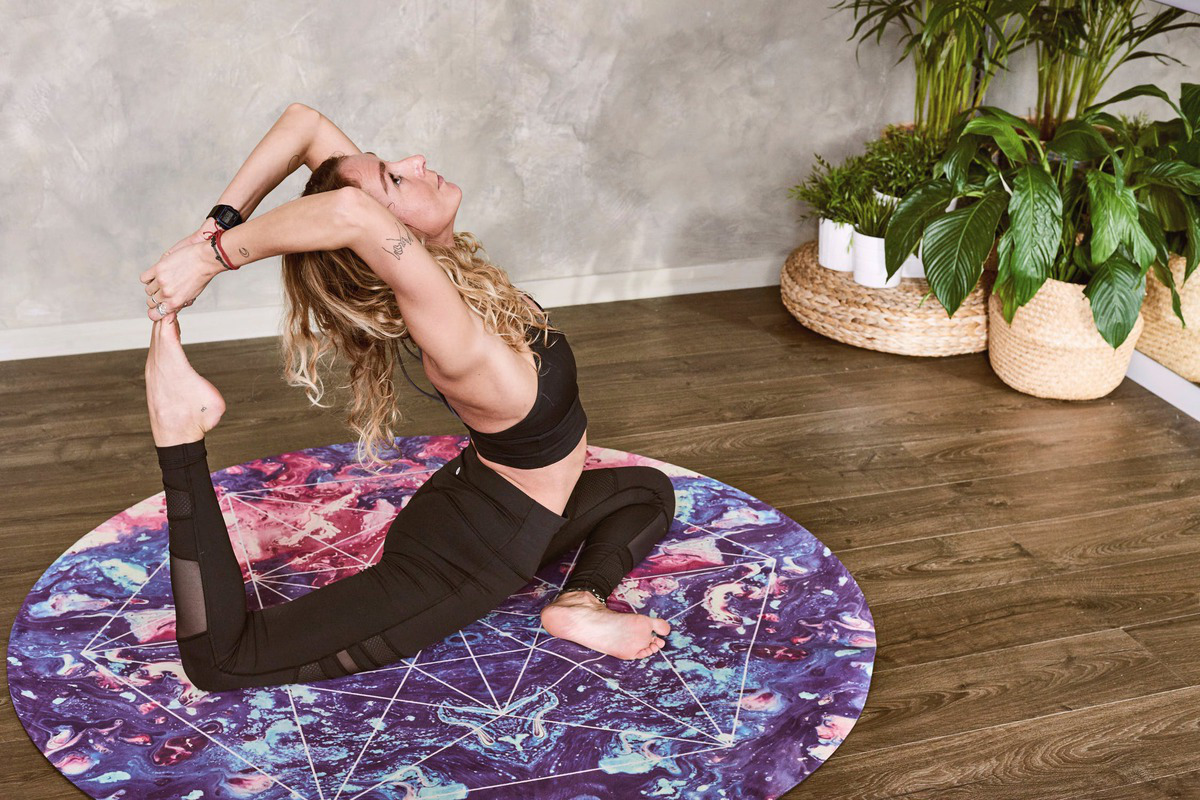 Для чего нужен йога-ремень