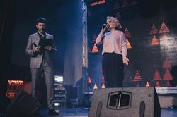 Татьяна Велес представила московской публике нового артиста