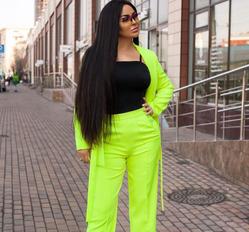 Аника Керимова: «Что мы знаем о брюках карго?»
