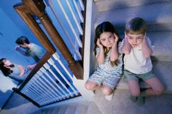 Ссоры из-за детей