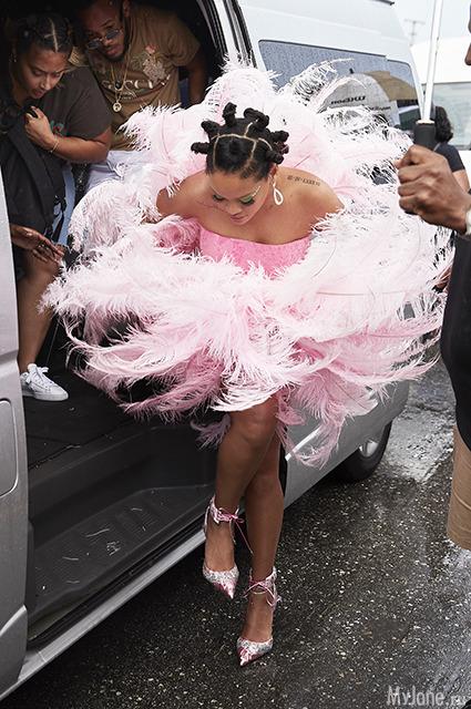 Рианна блистает на карнавале