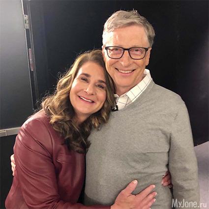 Билл Гейтс признался в любви жене