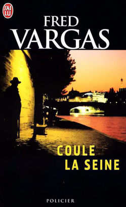 «Течет Сена» Фред Варгас