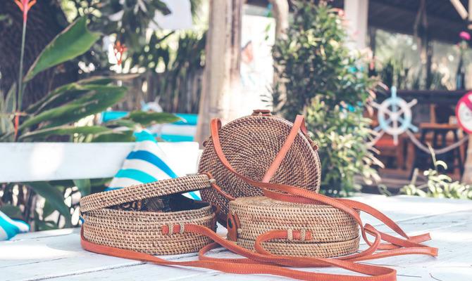 Модные сумки, лето 2019