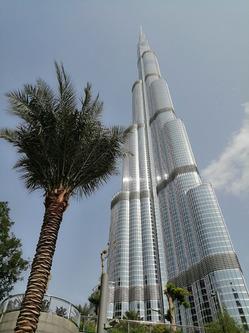 Новая Вавилонская башня или Все о самом высоком здании в мире - Бурдж-Халифа