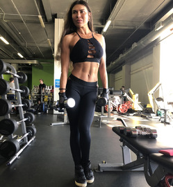 Валерия Барченко: «Зима – не повод пропускать тренировки»