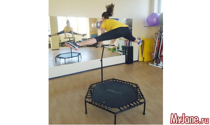 Sky jumping: легко ли похудеть, прыгая на батутах?