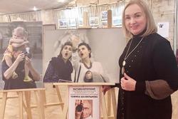 Ольга Романив посетила творческий вечер Тофика Шахвердиева