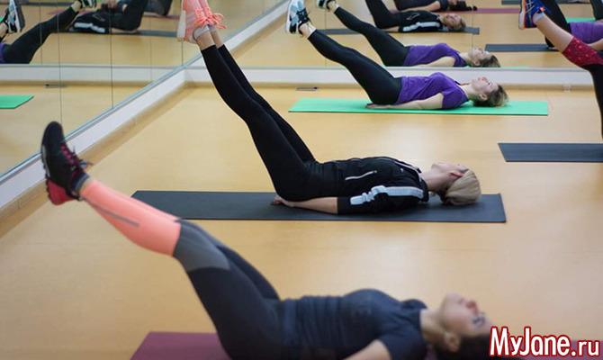 Фитнес-медитация Mind Body