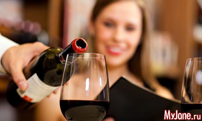 Бокал виноградного вина: польза или вред?